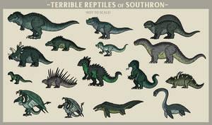Terrible Reptiles of Southron
