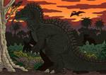 Southron Iguanodont