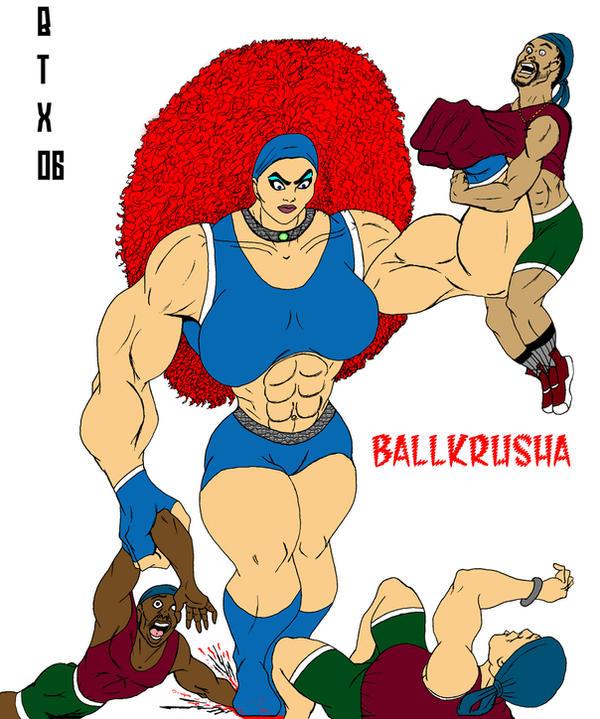 BallKrusha by BrianThomasX