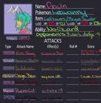RG - Gavin Battle Card