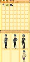 Pokemon Amie - Harris' Inventory