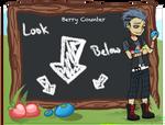 PMA - Harris' Berry Counter