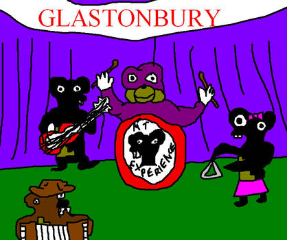 The MT Experience perform at Glastonbury