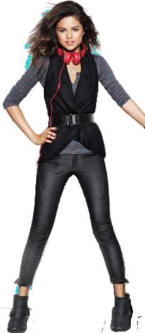 Selena Gomez png 2 by diamondlightart