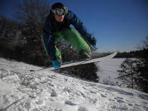 Snowboarder-