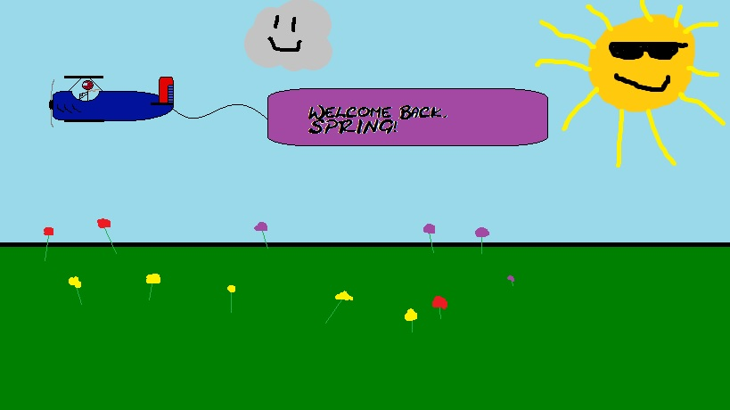 Spring! by Vierrick