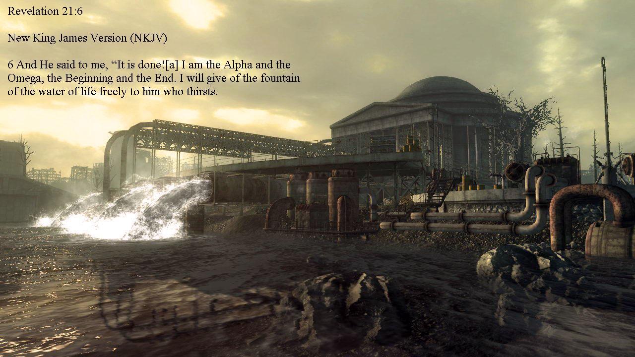 Revelation 21:6 by mptk421