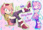 Amy x SOAP