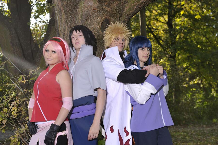 Naruto And Hinata And Sasuke And Sakura 88199 Loadtve