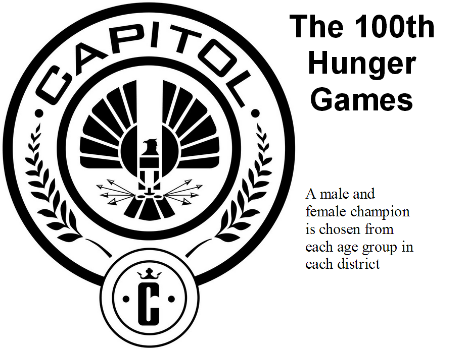 The 100th Hunger Games By Nightmarecastration On Deviantart