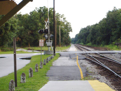 Tracks to the Left