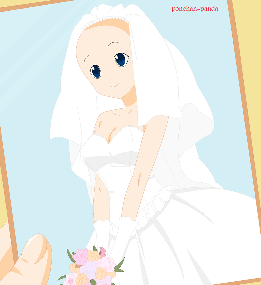 Bridal Base - 001  _:UPDATED:_ by ponchan-panda