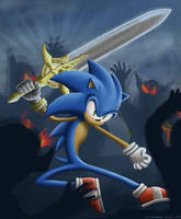 Sonic and The Sword