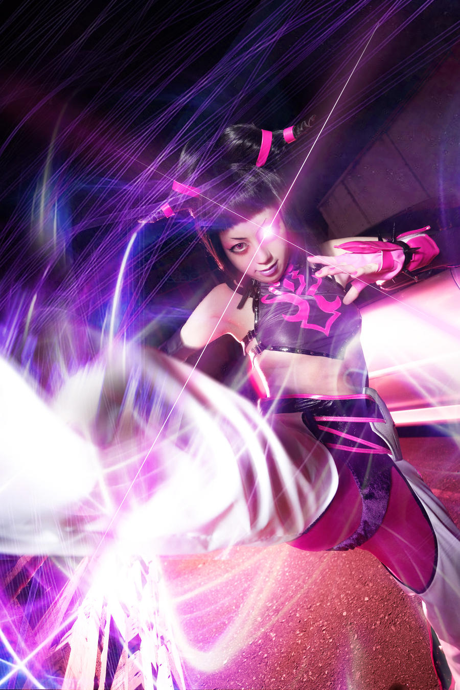 Juri's power by TENinania