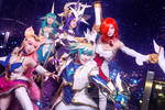 League of Legends - Star Guardians