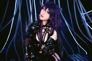 DDLC Yuri (CULT LEADER) by TENinania