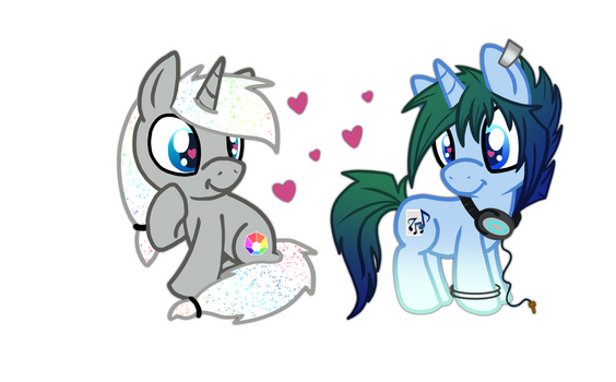 Special Someponies...