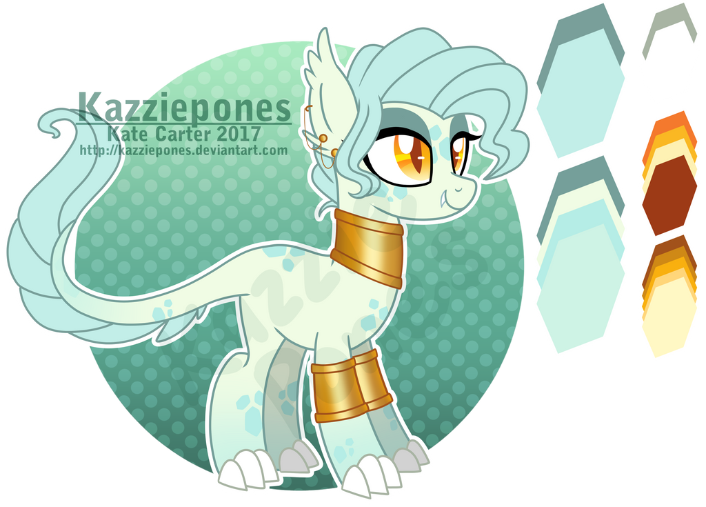 Verdant Rush MLP OC Auction [CLOSED] by Kazziepones on ...