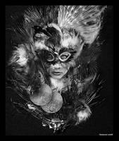 Bird's Queen - black border by 88pixels