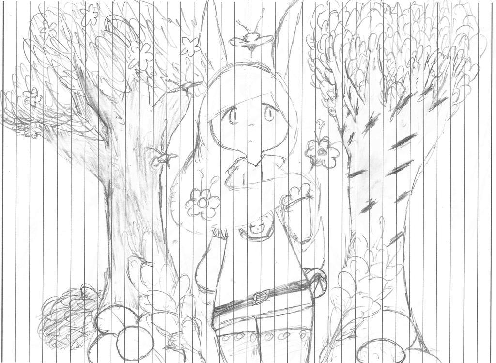 Forest bepsi by HexRabbit