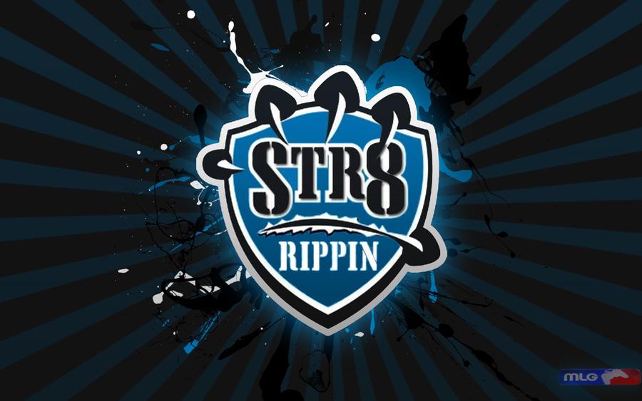 MLG Str8 Rippin Desktop By Nava94