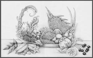 Alien Fruit by Typthis