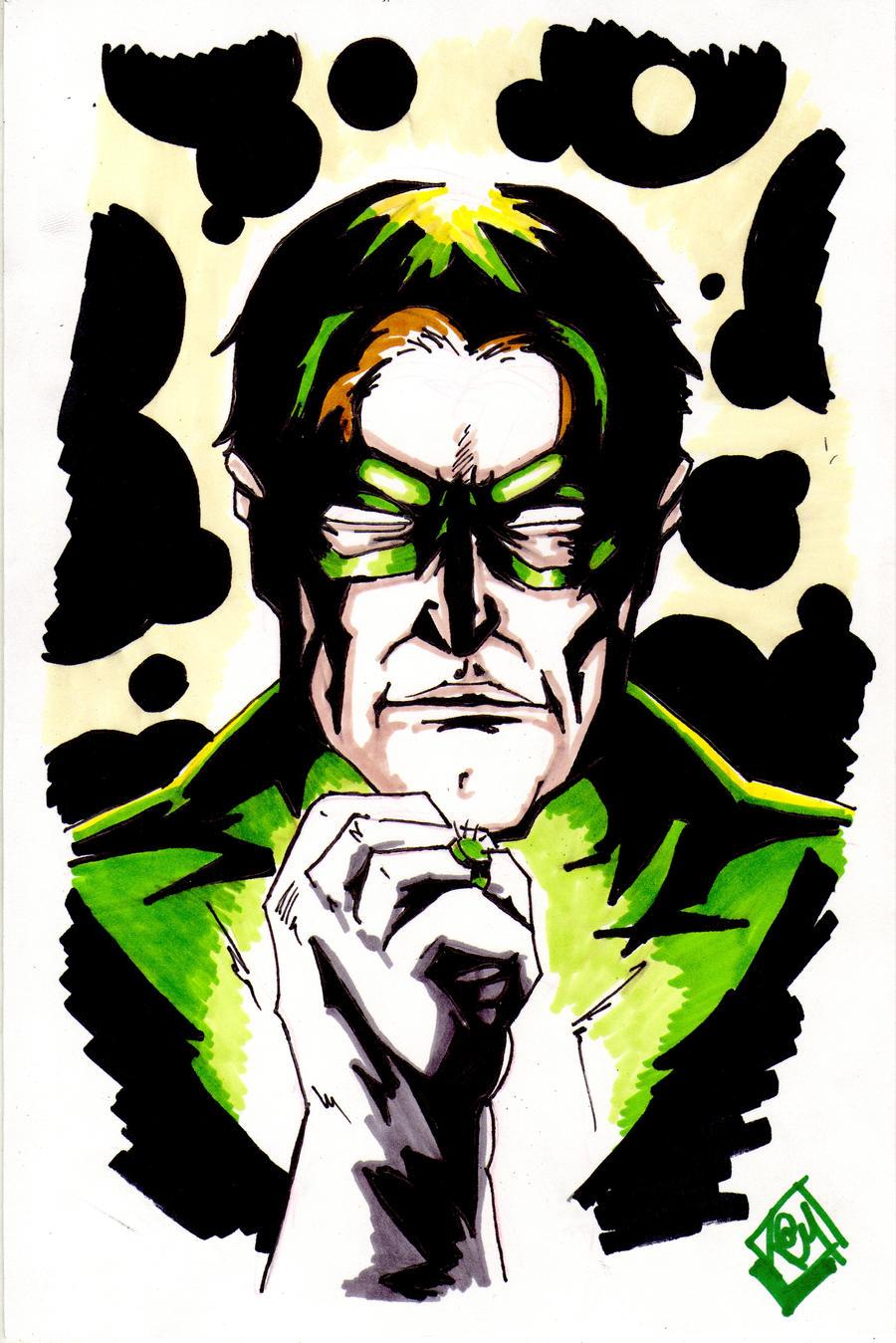 Green Lantern DCC 2011