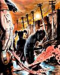 Roebuck Draws on a Zombie