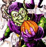 Green Goblin Attacks