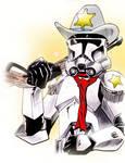 Cowboy Clone Trooper