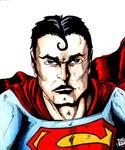 Super Serious Man