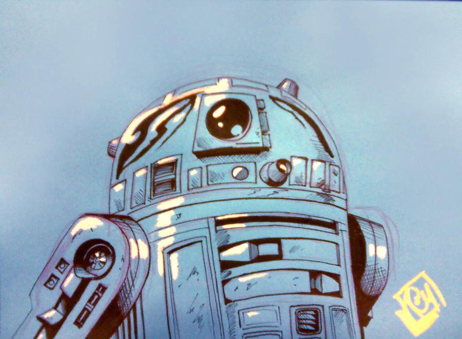 Fan Days 2011 R2-D2