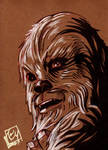 Pre Sci fi Expo Chewbacca no1