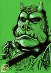 Gamorrean Guard-Commission