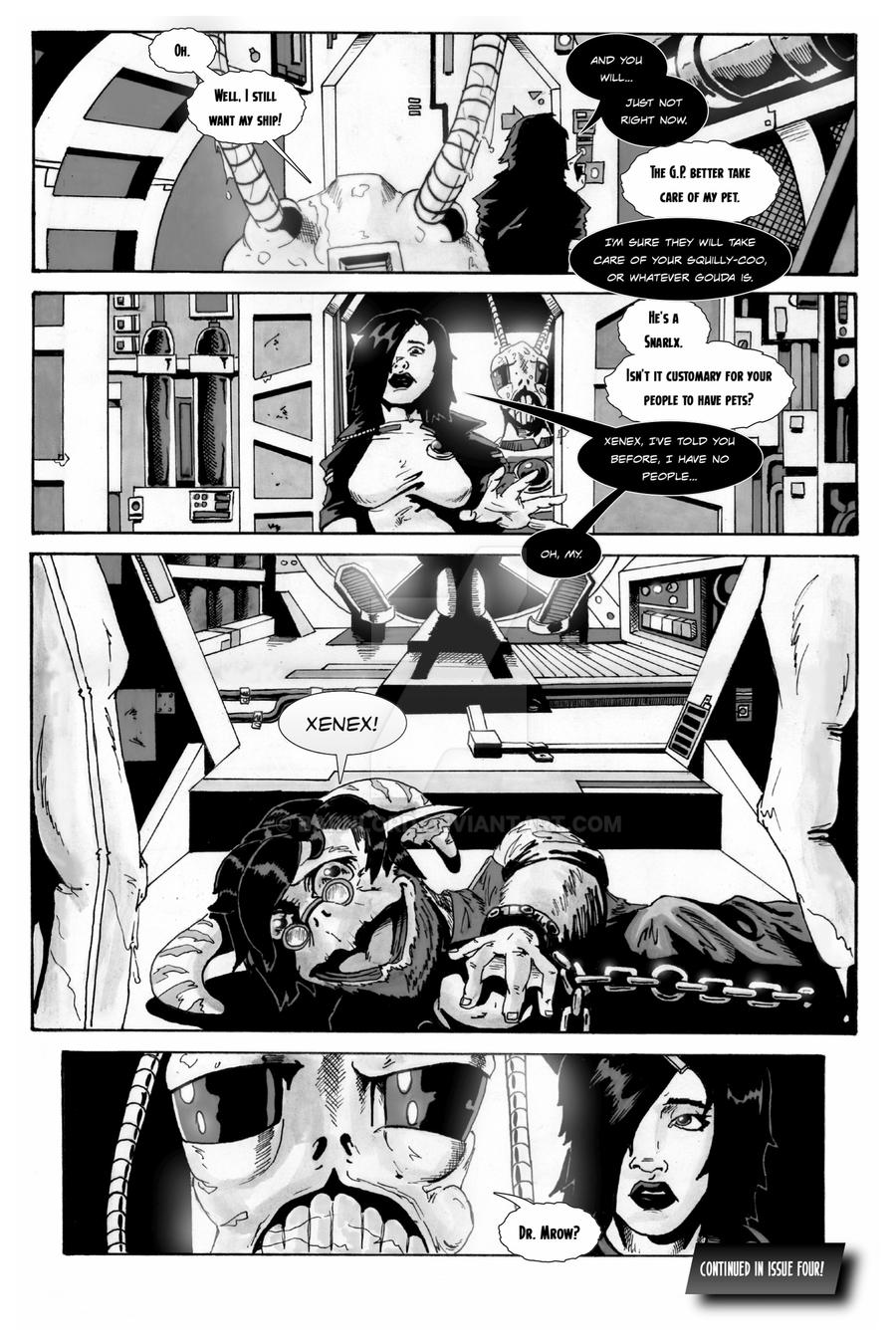 Xenex issue 3 Caption page 24
