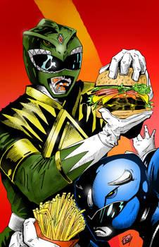 Power Meal Rangers