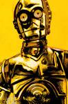 Pre Sci fi Expo C3PO
