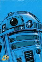 Sci Fi Expo R2D2 by Barnlord