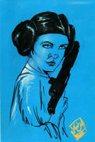 Sci Fi Expo Leia by Barnlord