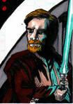 Obi Wan Kenobi Card no1