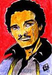 Lando Sketch Card no1