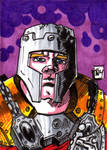MOTU Ram Man Sketch Card no1