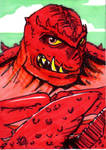 MOTU Clawful Sketch Card no1