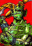 MOTU Whiplash Sketch Card no1
