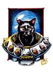 Nixon the Space Cat