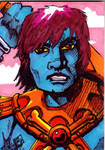 MOTU Faker Sketch Card no1