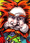 MOTU Gwildor Sketch Card no1