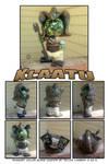 Klaatu Custom DIY toy