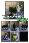 The Spectre Pony Custom DIY toy