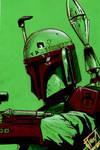 Boba Fett pre Fan Days 2012